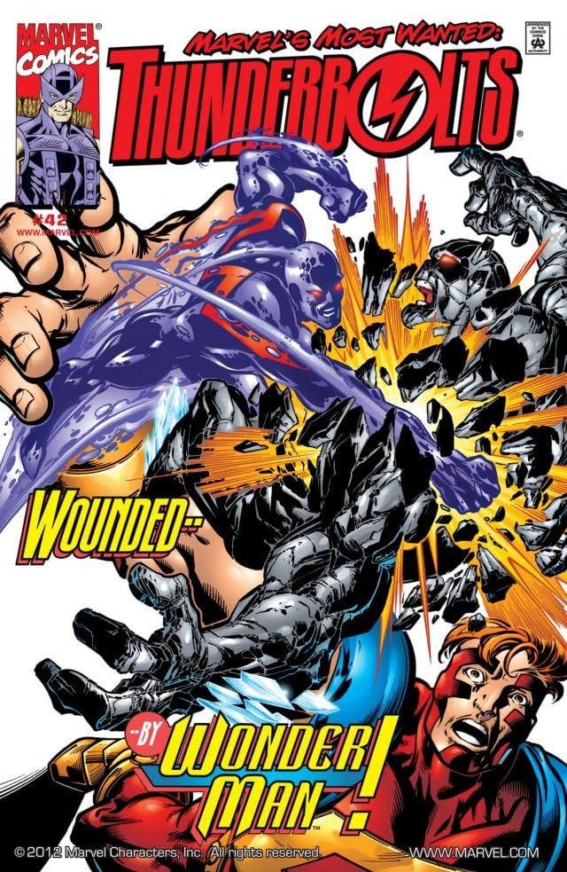 Thunderbolts (1997-2003) #42