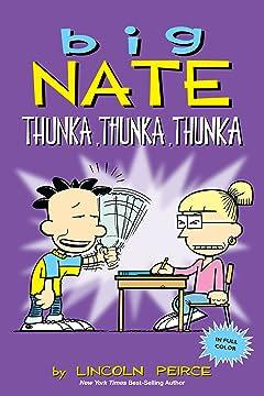 Big Nate Vol. 3: Thunka, Thunka, Thunka