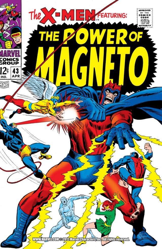 Uncanny X-Men (1963-2011) #43