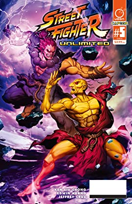 Street Fighter Unlimited #5