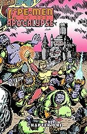 Ape-Men of the Apocalypse #1