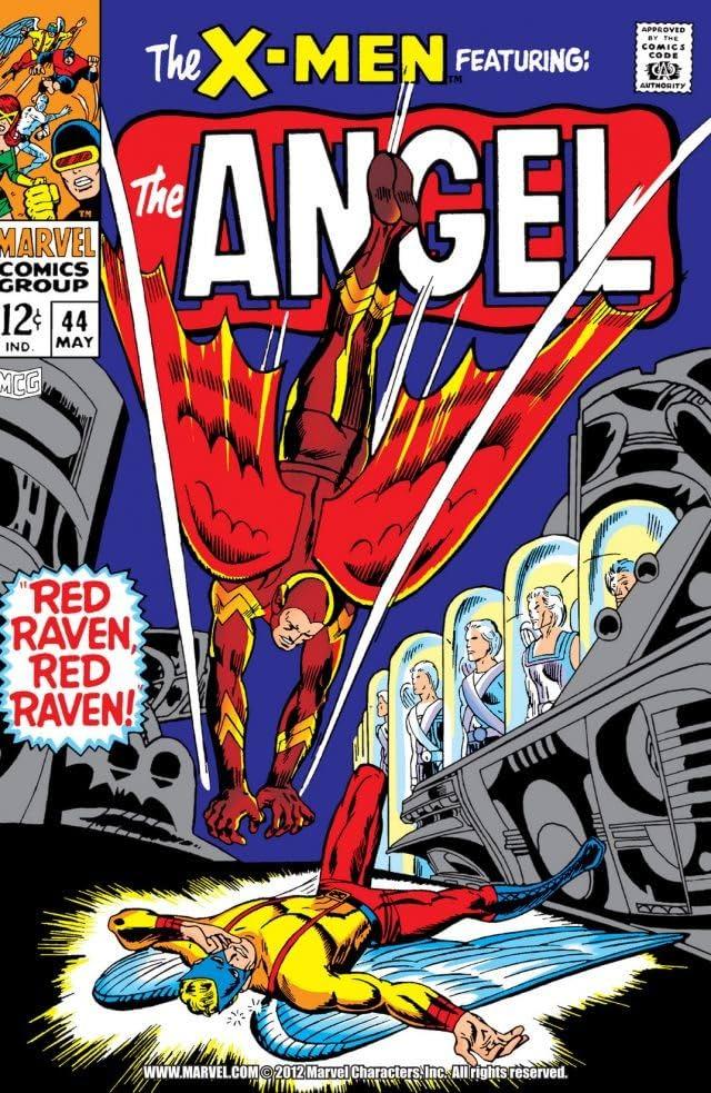 Uncanny X-Men (1963-2011) #44