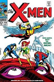 Uncanny X-Men (1963-2011) #49