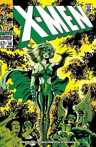 Uncanny X-Men (1963-2011) #50