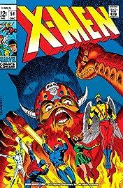 Uncanny X-Men (1963-2011) #51