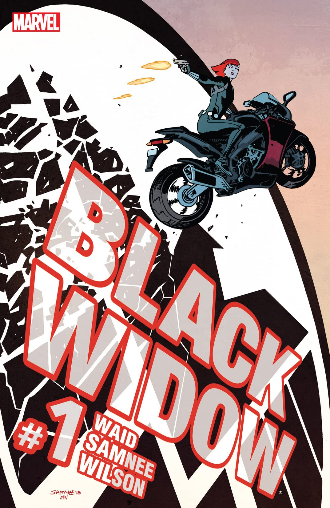 Black Widow (2016-2017) #1