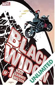Black Widow (2016-2017) #1