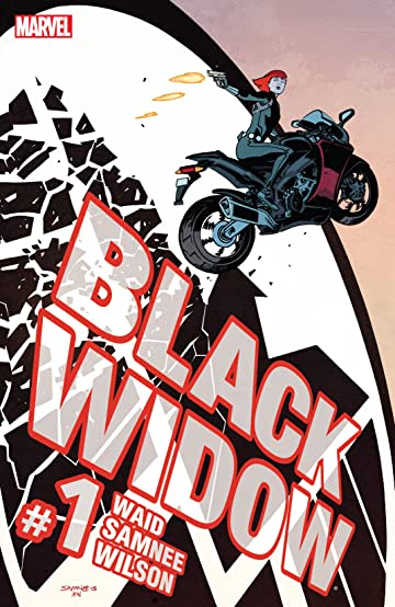 Black Widow (2016-) #1