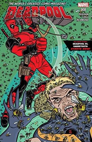 Deadpool (2015-2017) No.8