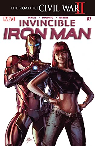 Invincible Iron Man (2015-2016) #7