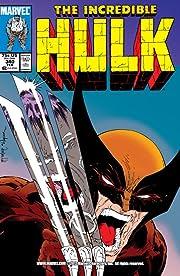 Incredible Hulk (1962-1999) #340