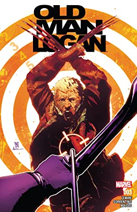 Old Man Logan (2016-2018) #3