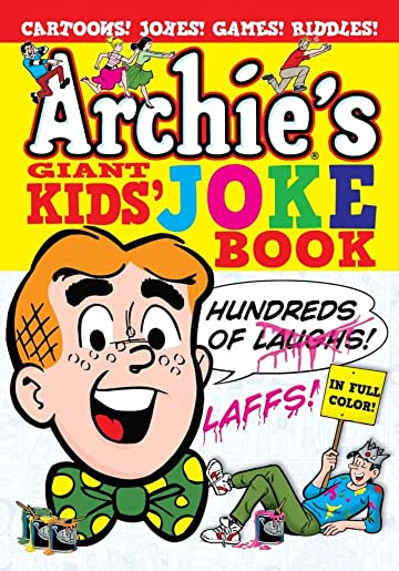 Archie's Giant Kids' Joke Book Vol. 1