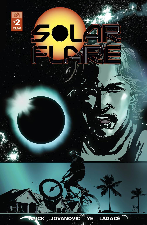 Solar Flare #2