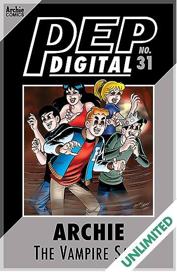 PEP Digital #31: Archie The Vampire Saga