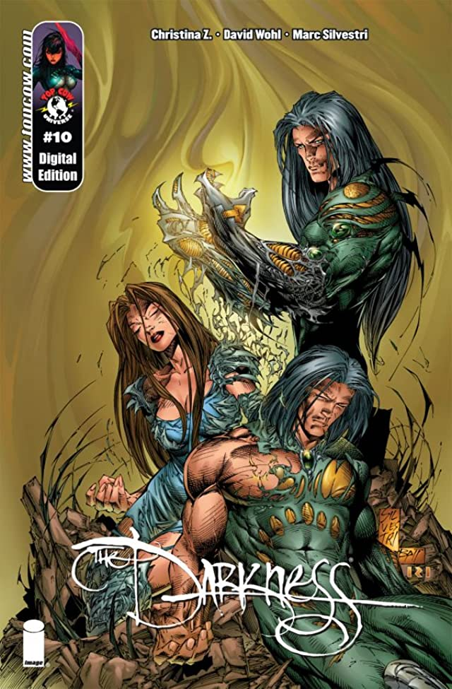 The Darkness #10