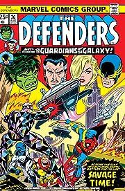 Defenders (1972-1986) #26