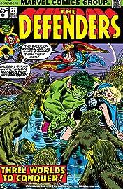 Defenders (1972-1986) #27