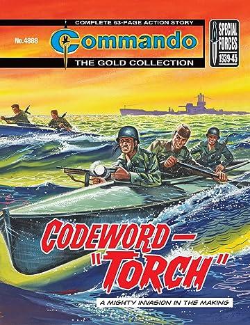 "Commando #4888: Codeword - ""Torch"""