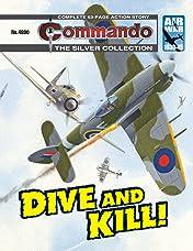 Commando #4890: Dive And Kill!