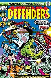 Defenders (1972-1986) #29