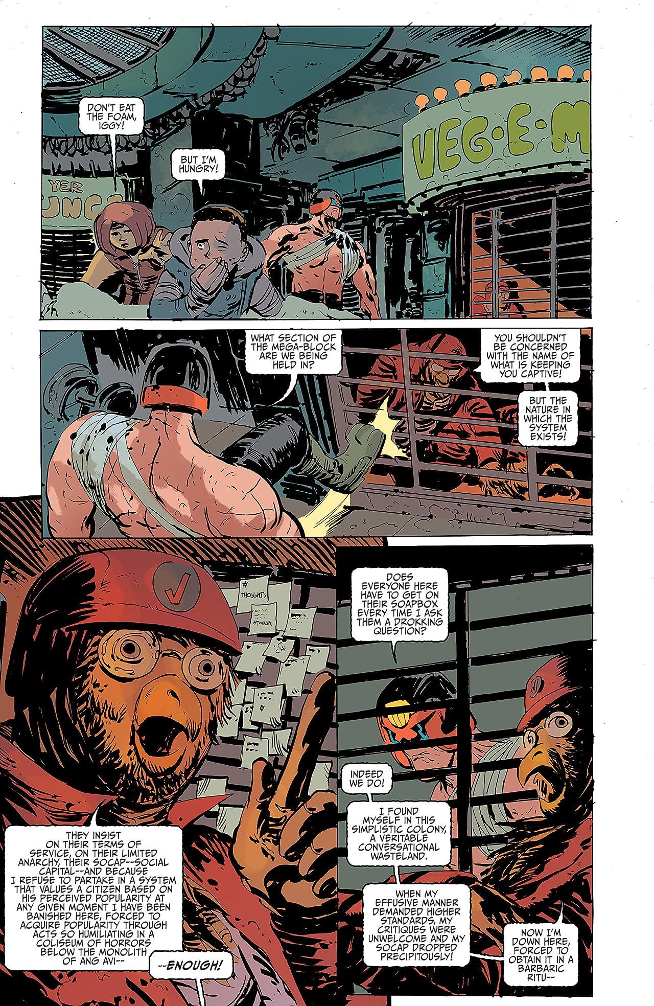 Judge Dredd (2015-2016) #3