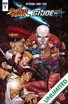 Street Fighter x G.I. Joe #1 (of 6)