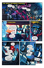 Transformers: More Than Meets the Eye (2011-2016) #50