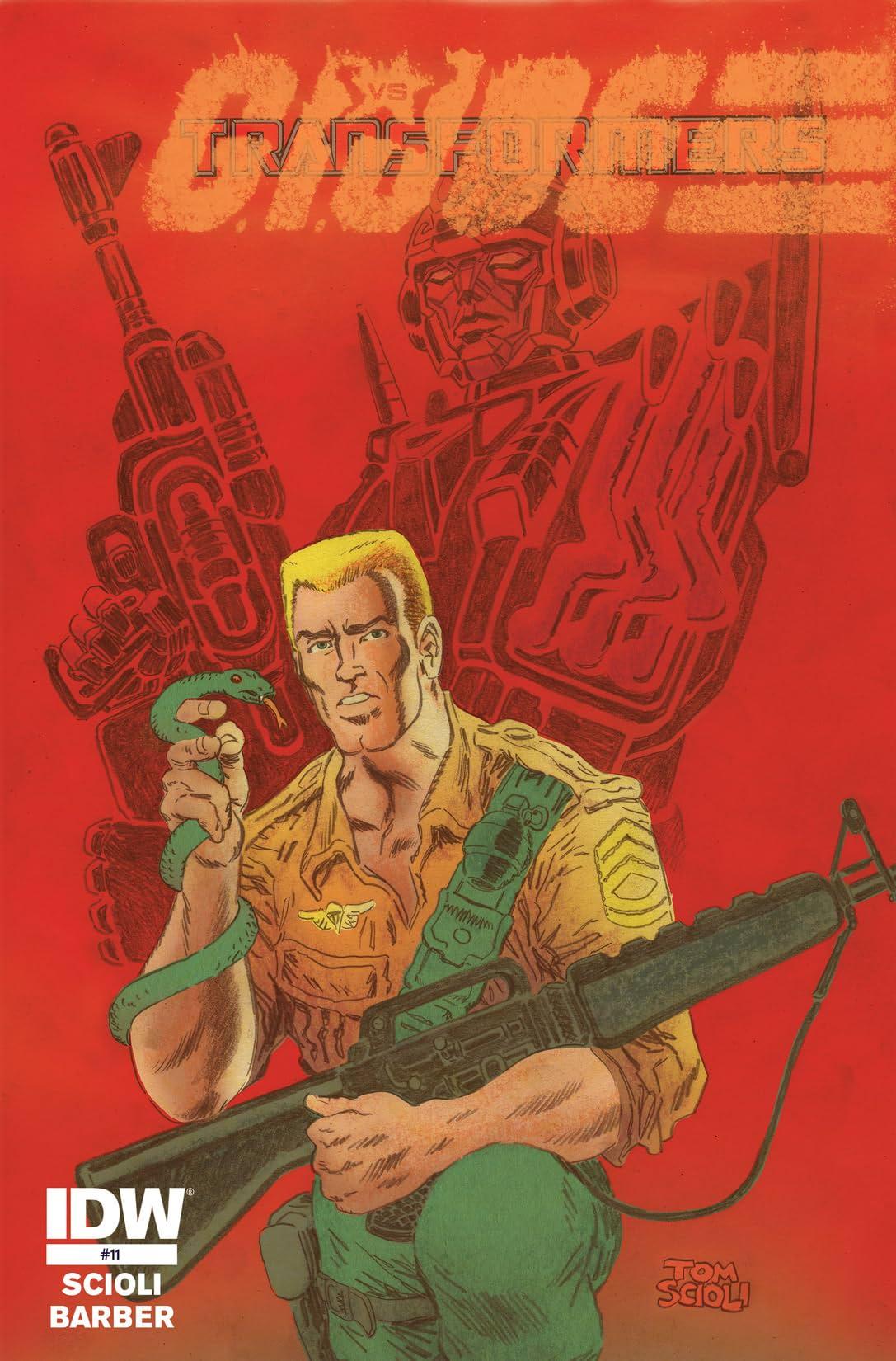 Transformers vs. G.I. Joe #11