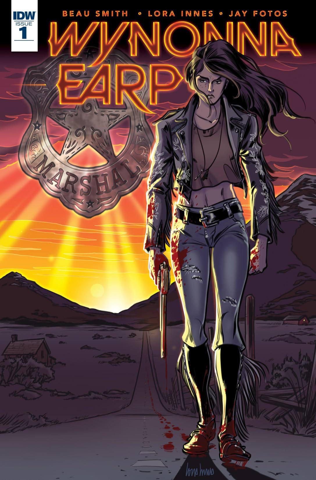 Wynonna Earp (2016) #1 (of 6)