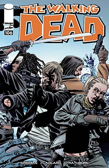 The Walking Dead #106