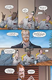Ghostbusters International #2 (of 4)