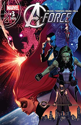 A-Force (2016) No.3