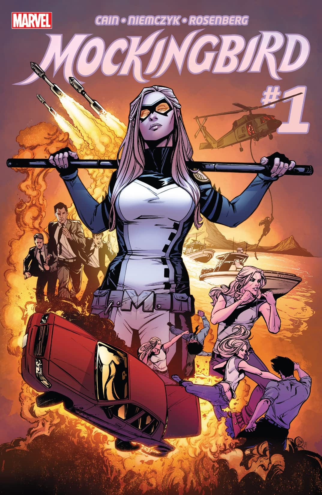 Mockingbird (2016) #1