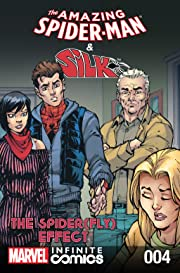 Amazing Spider-Man & Silk: Spider(Fly) Effect Infinite Comic #4