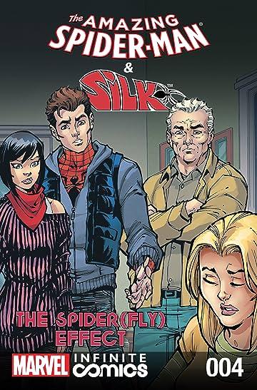 Amazing Spider-Man & Silk: Spider(Fly) Effect Infinite Comic #4