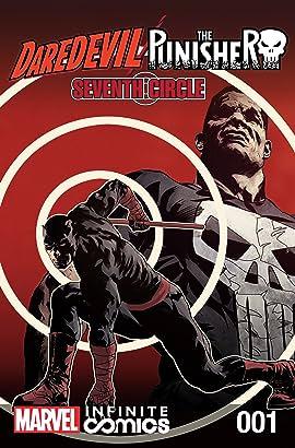 Daredevil/Punisher: Seventh Circle Infinite Comic #1