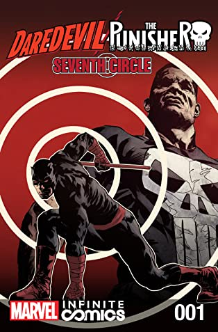 Daredevil/Punisher: Seventh Circle Infinite Comic #1