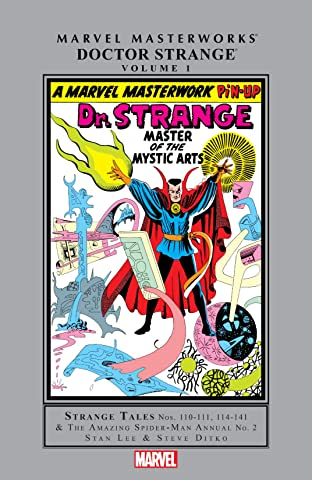 Doctor Strange: Marvel Masterworks Vol. 1