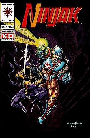 Ninjak (1994-1995) #6