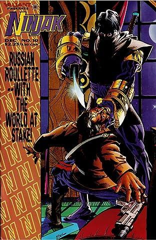 Ninjak (1994-1995) #10