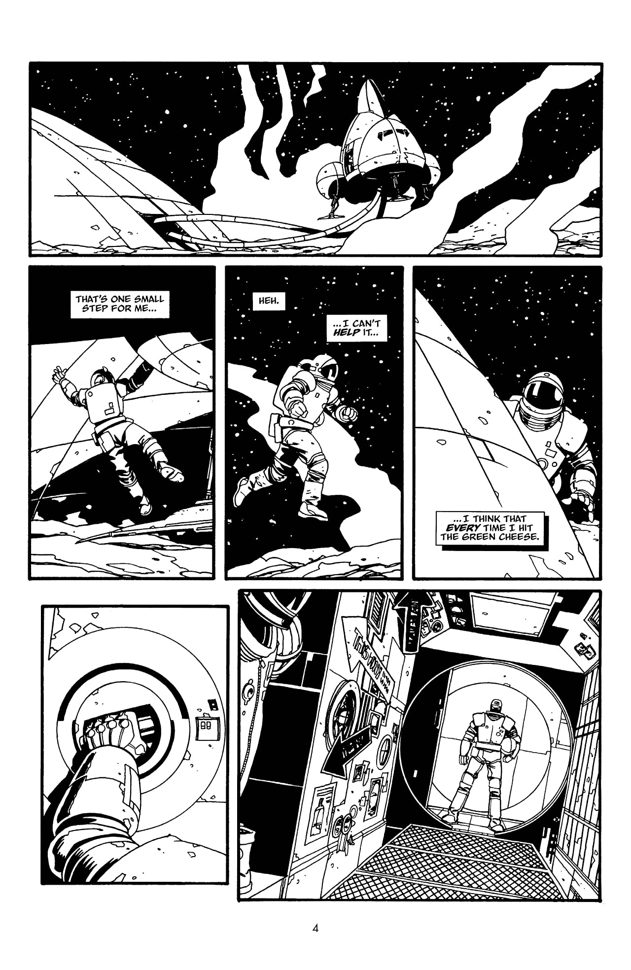 Astronauts In Trouble #9