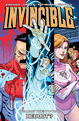 Invincible Tome 22: Reboot?
