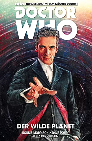 Doctor Who Staffel 12 Vol. 1: Der wilde Planet
