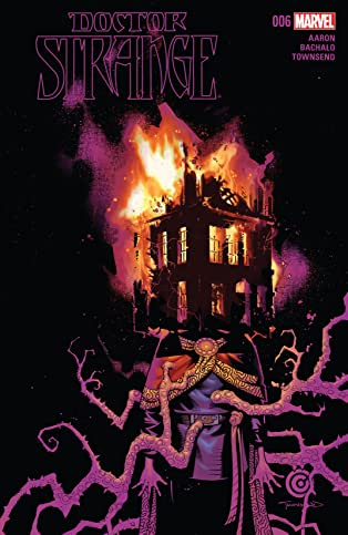 Doctor Strange (2015-2018) #6