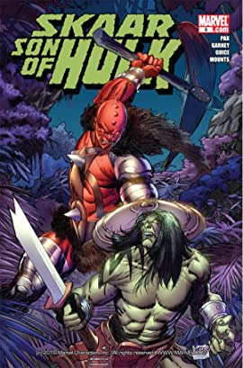 Skaar: Son of Hulk #6