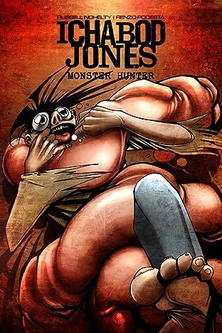 Ichabod Jones: Monster Hunter #2