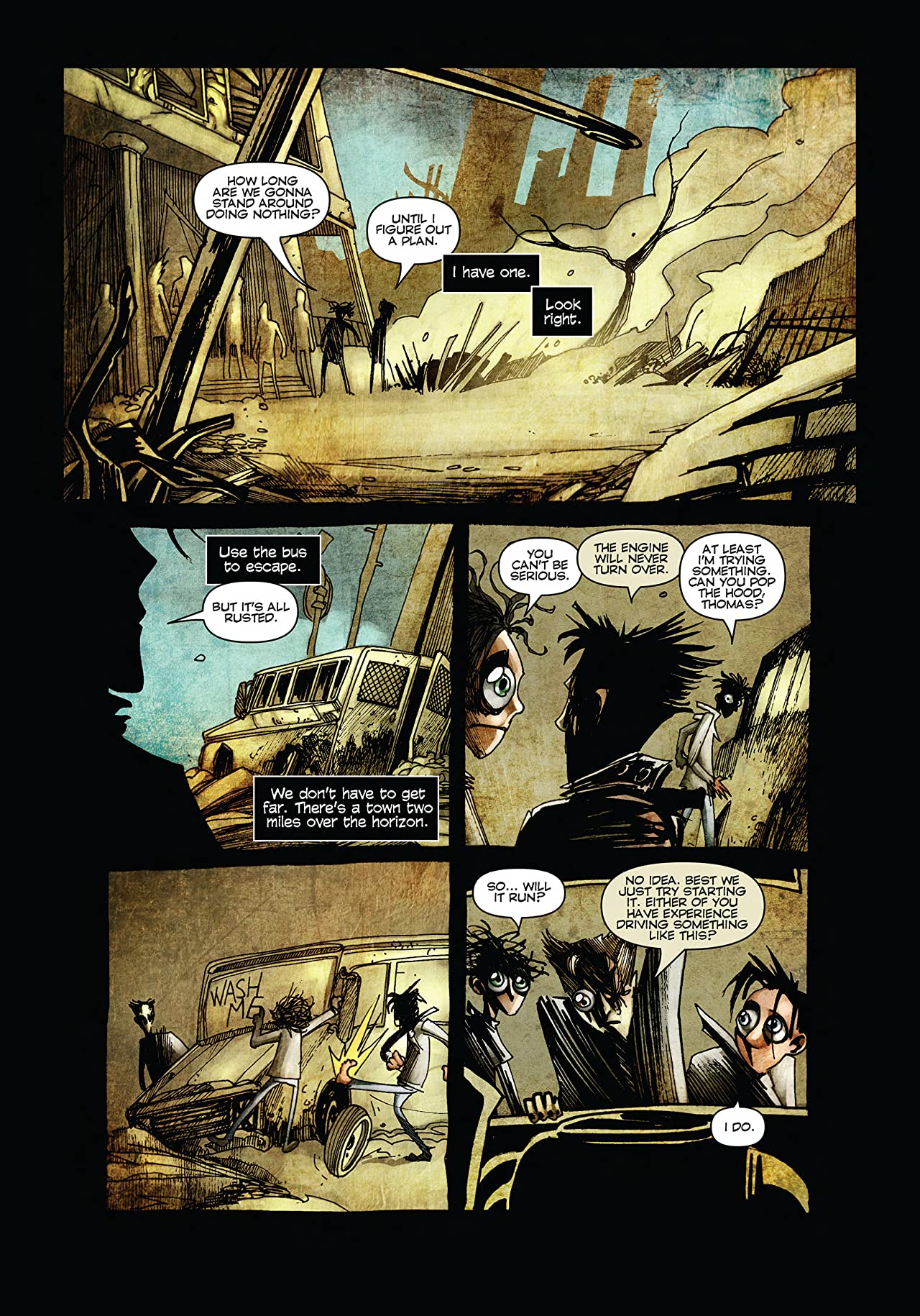 Ichabod Jones: Monster Hunter #3