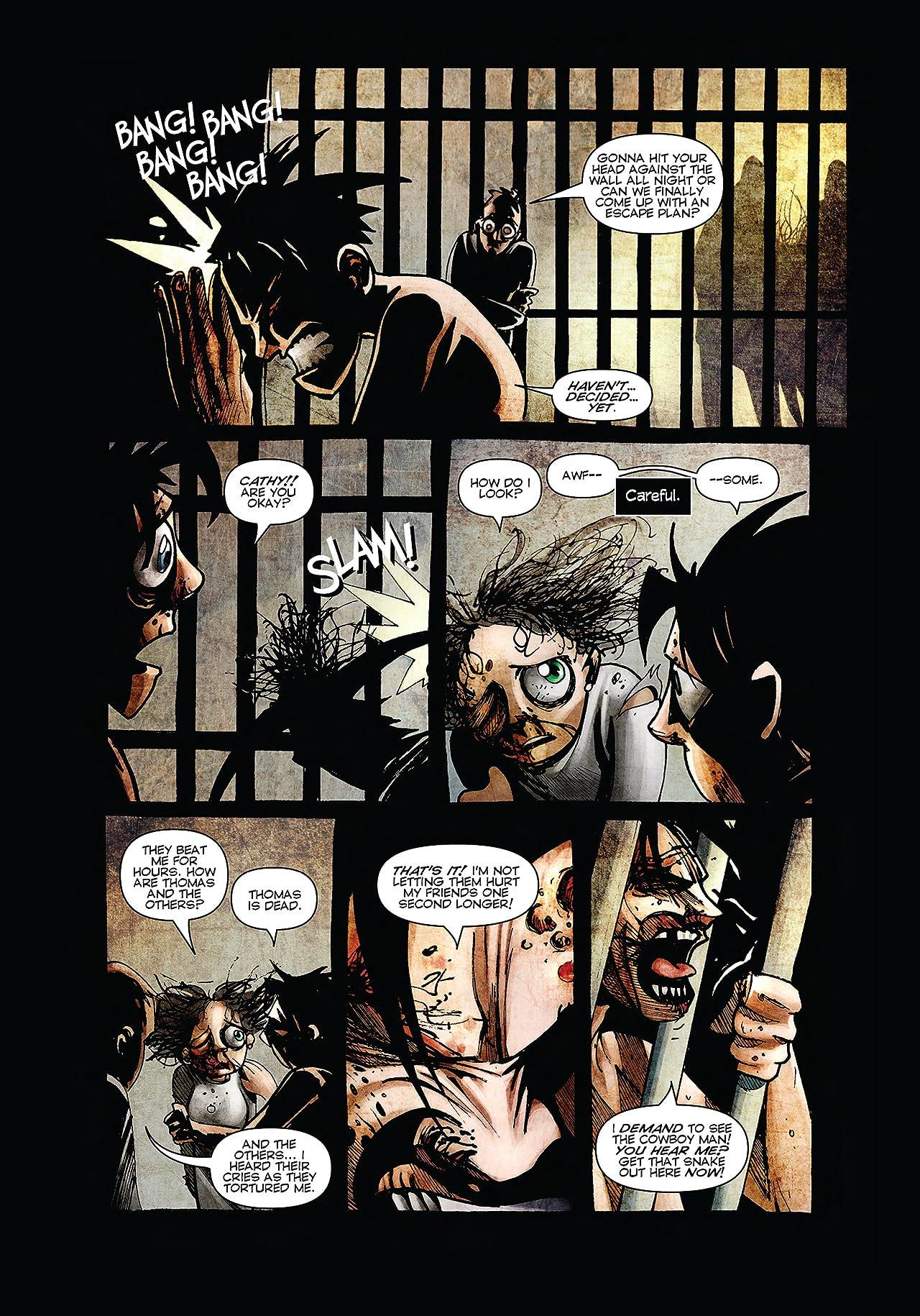 Ichabod Jones: Monster Hunter #4
