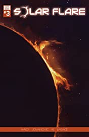 Solar Flare #3